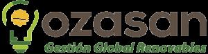 Logo Ozasan Renovables