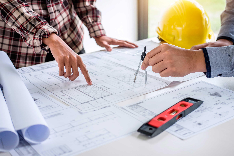 Plano construcción